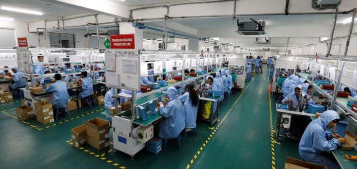 Fabricantes de smartphones da Índia temem que coronavírus interrompa fornecimento da China